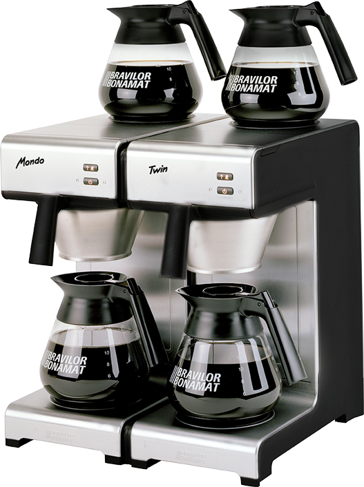 Filter Coffee Machines continuous use