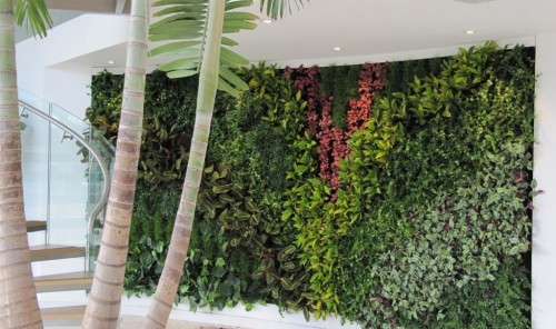 Living Walls For The Office